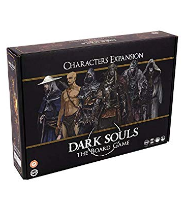 Dark Souls: Characters Expansion
