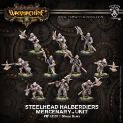 Steelhead Halberdiers / Riflemen