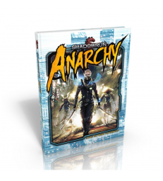 Shadowrun : Anarchy - Livre de base
