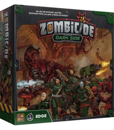 Zombicide Invader : DARK SIDE (SAISON 2)