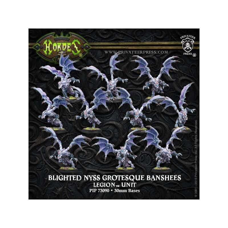 Grotesque Raiders/ Grotesque Banshees