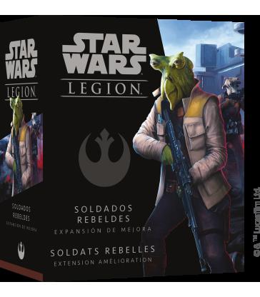 Soldats rebelles - Extension Amélioration