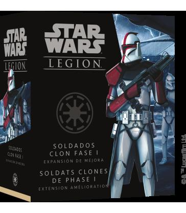 Soldats Clones de Phase I - Extension Amélioration