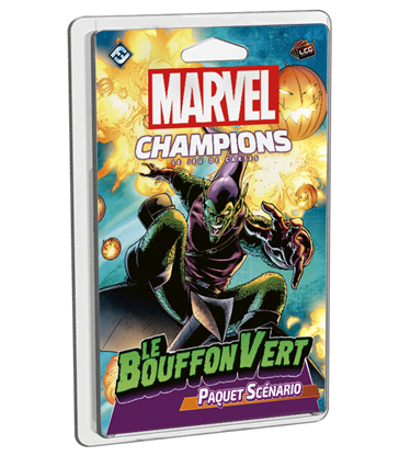Marvel Champions: Le bouffon vert