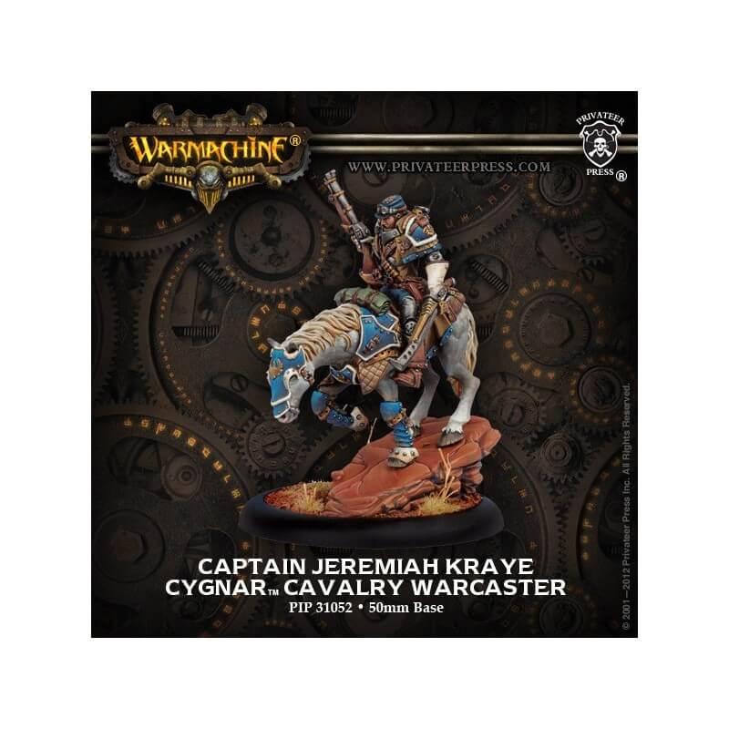 Captain Jeremiah Kraye