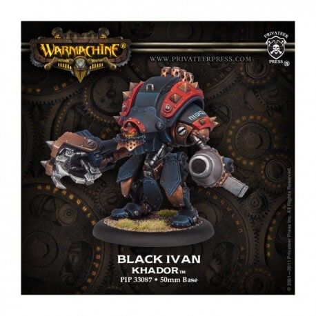 Black Ivan Upgrade Kit