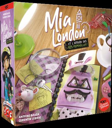 Mia London et l'affaire des 625 fripouilles