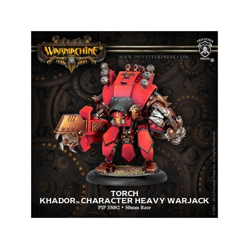 Torch Upgrade Kit