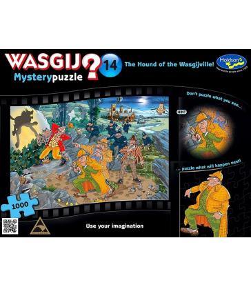 Wasgij Mystery 14 INT 1000pcs