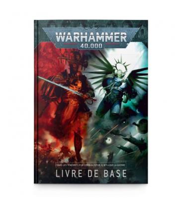 Modifier : Warhammer 40,000 – Livre de Base