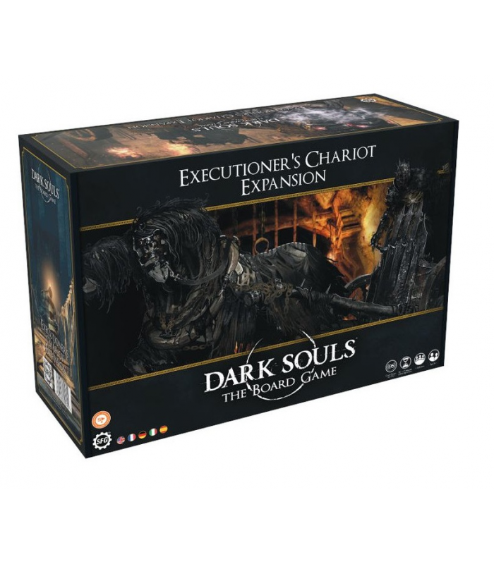 Dark Souls : Executioner's Chariot Expension