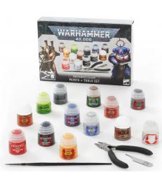 Warhammer 40,000: Set Peinture et Outils