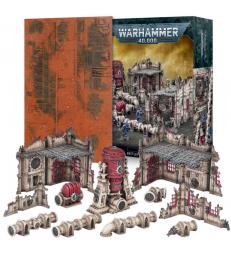 Warhammer 40,000 Édition État-major: set d'extension de champ de bataille