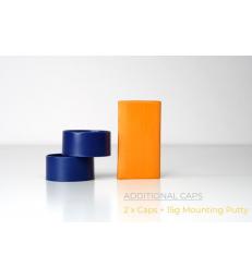 Capuchons et mastic supplémentaire pour RGG 360 Poignée V2