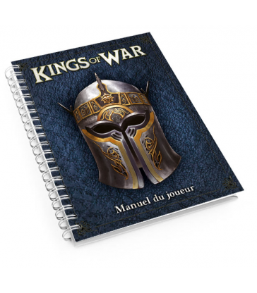 King Of War Manuel du Joueur V3 Warmashop edition