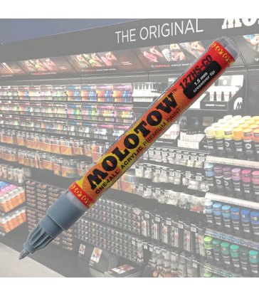Marqueur Molotow 1,5mm Cool Grey Pastel