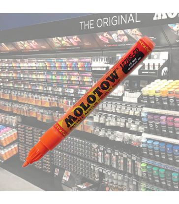 Marqueur Molotow 1,5mm Dare Orange