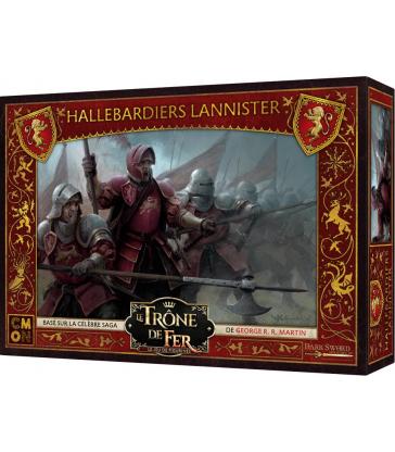 Le Trône de Fer : Hallebardiers Lannister