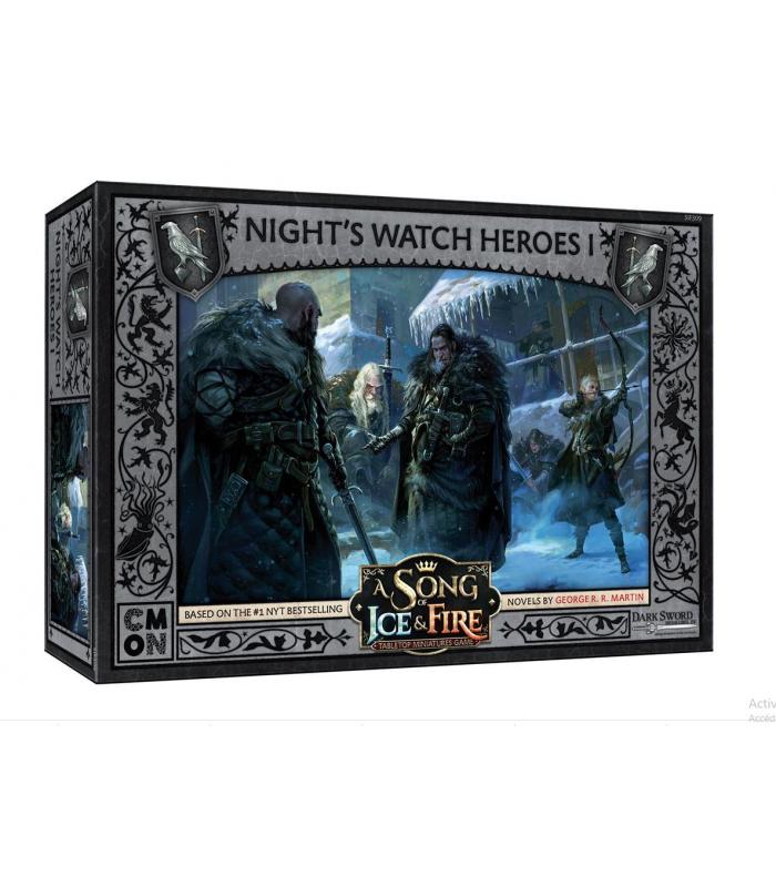 Le Trône de Fer : Héros de la garde de nuit 1