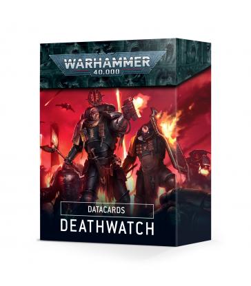Cartes Techniques: Deathwatch