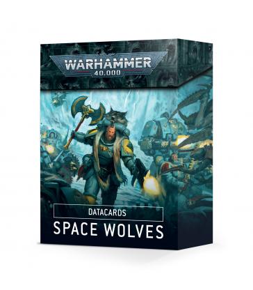 Cartes Techniques: Space Wolves