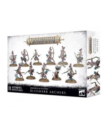 Blissbarb Archers