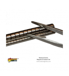 Warlord Magnets & Tweezer Set