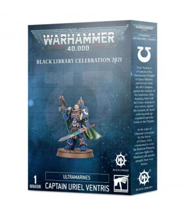 Capitaine Uriel Ventris