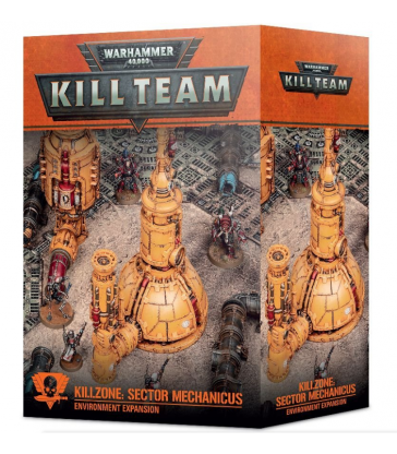 Extension d'Environnement Kill Team Killzone: Sector Mechanicus