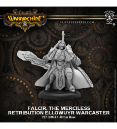 Falcir, The Merciless – Retribution Warcaster