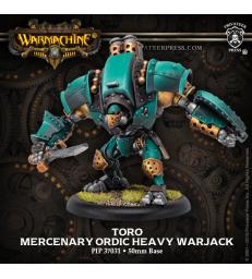 Toro - Golden Crucible Warjack