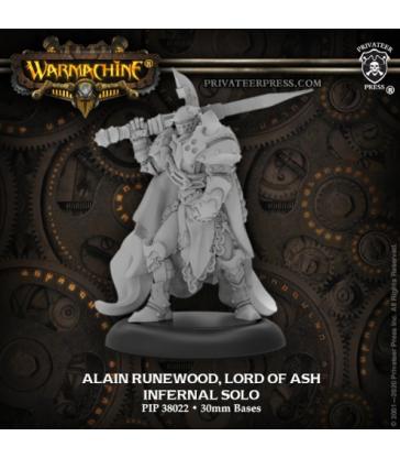 Alain Runewood, Lord of Ash