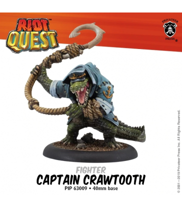 Captain Crawtooth