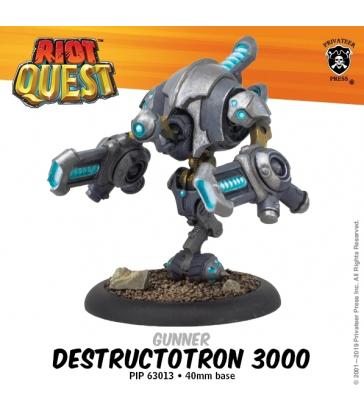 Destructotron 3000