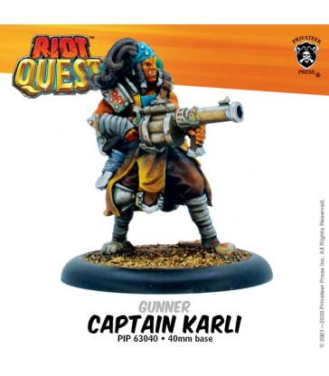 Captain Karli