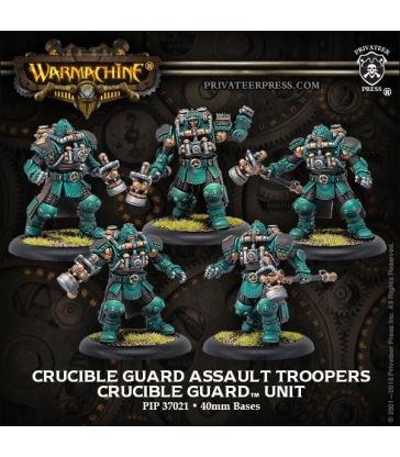 Crucible Guard Assault Troopers