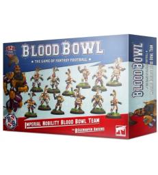 Équipe de la Noblesse Impériale pour Blood Bowl: les Bögenhafen Barons