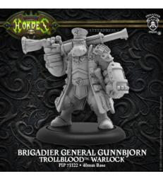 Brigadier General Gunnbjorn – Trollbloods Warlock