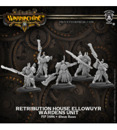 House Ellowuyr Wardens – Retribution unit