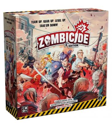 Zombicide (Saison 1) 2ème Edition