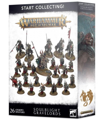 Start Collecting Soulblight Gravelords