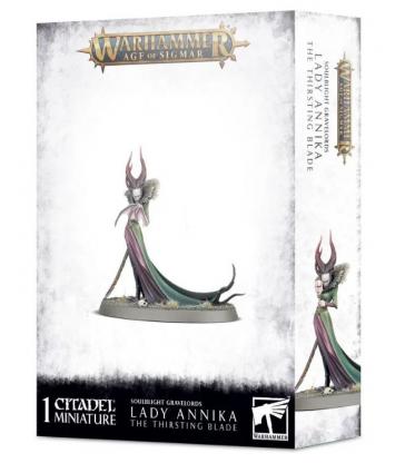 Lady Annika, The Thirsting Blade