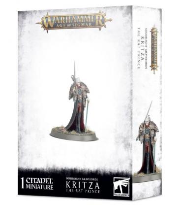 Kritza, The Rat Prince