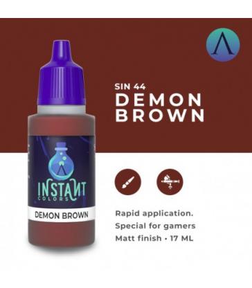 DEMON BROWN
