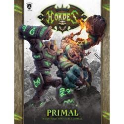 Hordes Primal MkIII (Soft Cover) en Français