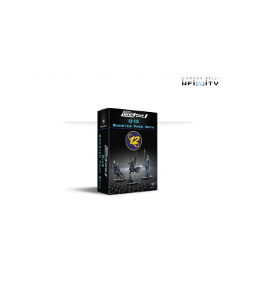 Infinity Code One - O-12 Booster Pack Beta