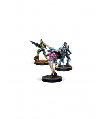 Infinity - Dire Foes Mission Pack 8: Nocturne
