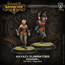 Kayazy Eliminators