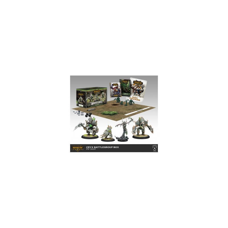Cryx Battlegroup Box Starter Warmachine MK3