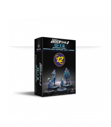 Infinity Code One - O-12 Support Pack